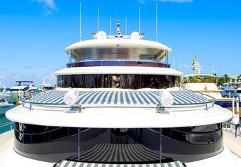 Julia Dorothy yacht charter lifestyle