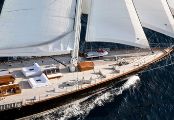 Aria I yacht charter lifestyle