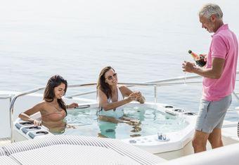 Fleur yacht charter lifestyle