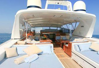 Erasmo yacht charter lifestyle