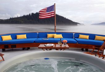 Stargazer yacht charter lifestyle