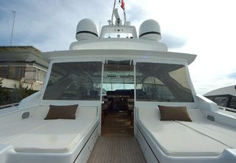 Mr. M yacht charter lifestyle