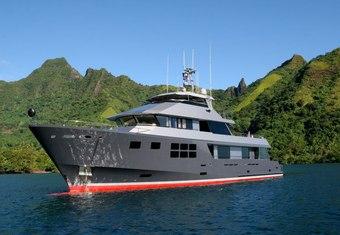 Akiko yacht charter lifestyle