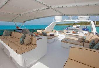 Lucky Stars yacht charter lifestyle