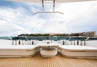 My Way V yacht charter lifestyle