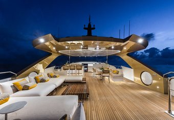 Taboo of the Seas yacht charter lifestyle