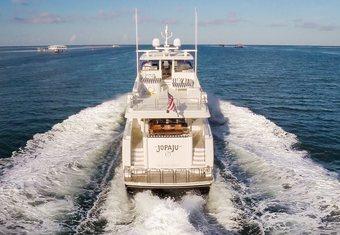 Jopaju yacht charter lifestyle