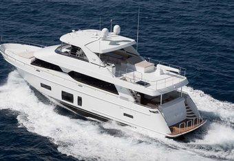 Fortissimo yacht charter lifestyle