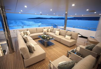Princess AVK yacht charter lifestyle