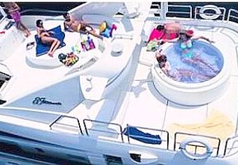 Stella of the North yacht charter lifestyle