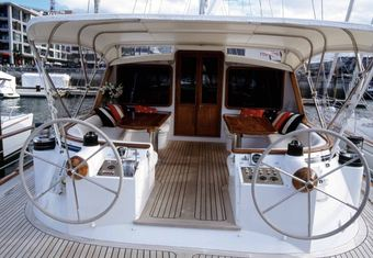 Pacific Eagle yacht charter lifestyle