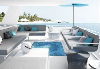 Azalea yacht charter lifestyle