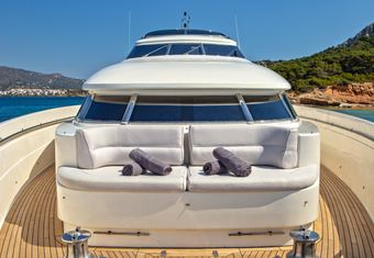 Divine yacht charter lifestyle