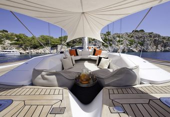 Destination yacht charter lifestyle