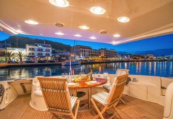 Manu yacht charter lifestyle