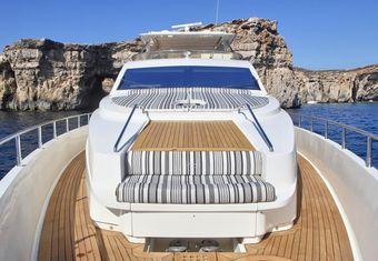Sicilia IV yacht charter lifestyle