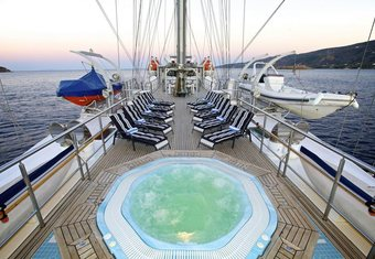 Running On Waves yacht charter lifestyle