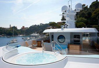 Trident yacht charter lifestyle