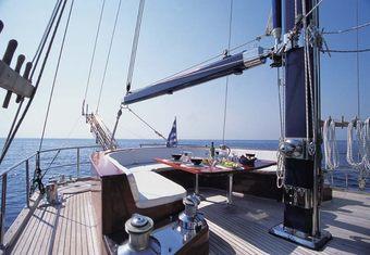 Almyra yacht charter lifestyle