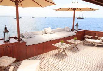 Mischief yacht charter lifestyle