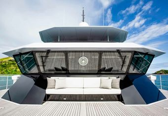 The Beast yacht charter lifestyle