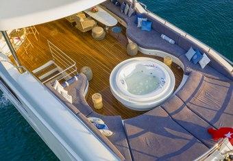 Vetro yacht charter lifestyle