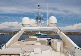 Julie M yacht charter lifestyle