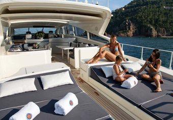Romachris II yacht charter lifestyle