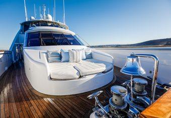 Galaxy I yacht charter lifestyle