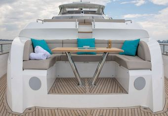 Perseverance 3 yacht charter lifestyle