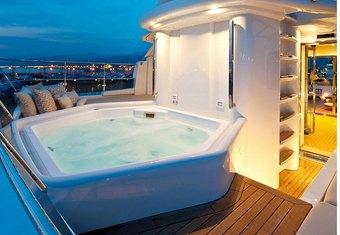 Elena V yacht charter lifestyle