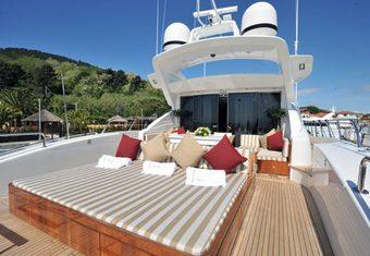 Eva yacht charter lifestyle