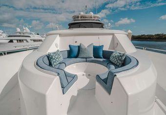 Now Or Never yacht charter lifestyle