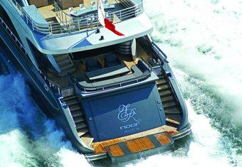 RL Noor yacht charter lifestyle