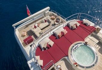 Metsuyan IV yacht charter lifestyle