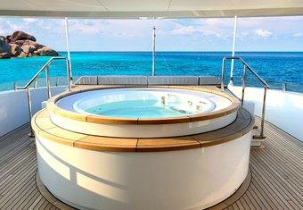 W yacht charter lifestyle