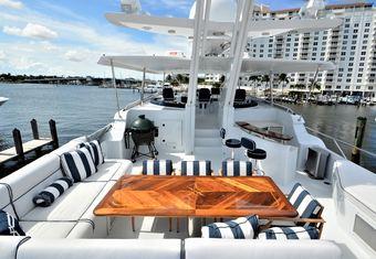 Miss Stephanie yacht charter lifestyle