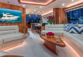 Lady Doris yacht charter lifestyle