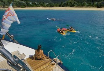 Vaimiti yacht charter lifestyle