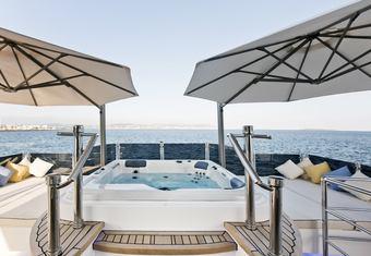 Marina Wonder yacht charter lifestyle