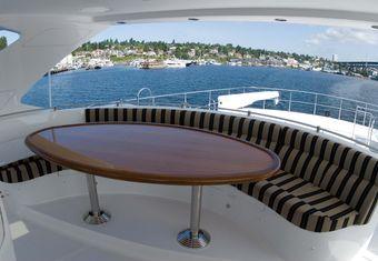 Sea Venture yacht charter lifestyle