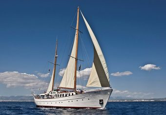 Southern Cross yacht charter lifestyle