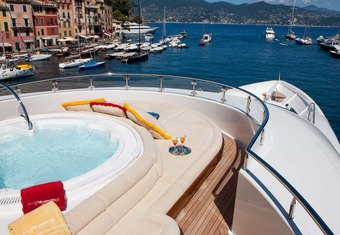 Gigi yacht charter lifestyle