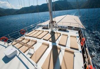 Tersane 8 yacht charter lifestyle