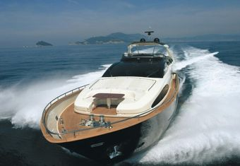 Anything Goes IV yacht charter lifestyle
