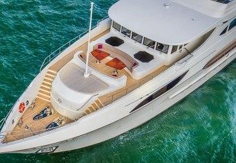Sweet Caroline yacht charter lifestyle