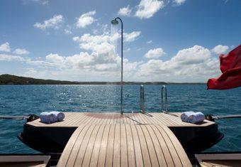Guillemot yacht charter lifestyle