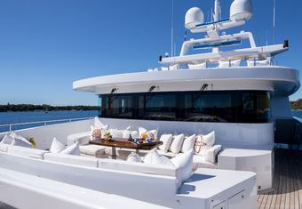 Clicia yacht charter lifestyle