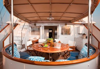 Lalibela yacht charter lifestyle