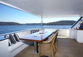 Hillsy yacht charter lifestyle